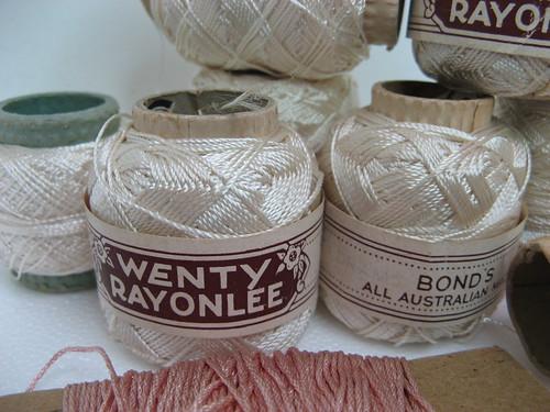 Bond's Industries Australia, old threads