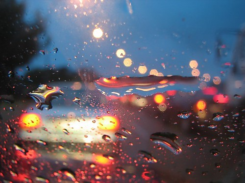 Johannesburg Rain