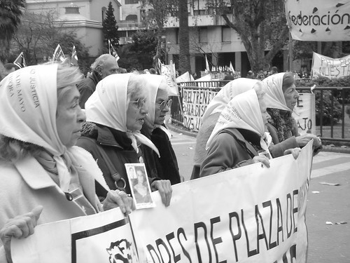 Mothers of the Plaza de Mayo (Madres de by willposh, on Flickr
