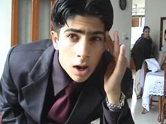 on my way to shule (18 yrs old ) (AriJoon) Tags: boy cute persian jewish cutejewishboy