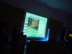 DSC06584.JPG (leeander) Tags: italy robot 3d italia milano internet things sl virtual conference rv innovation bicocca ux vr happening interaction tecnology artemide idearium ixd conferenza enviroment frontiere interazione innovazione frontiers07 immersiveconference