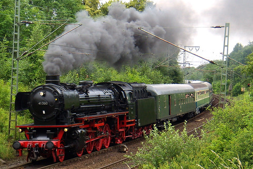D DB 41 360 Altenbeken 01-07-2007