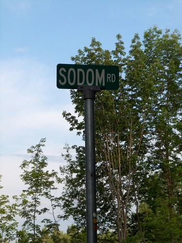 Sodom Road