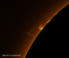 Prominence - by rem-imago