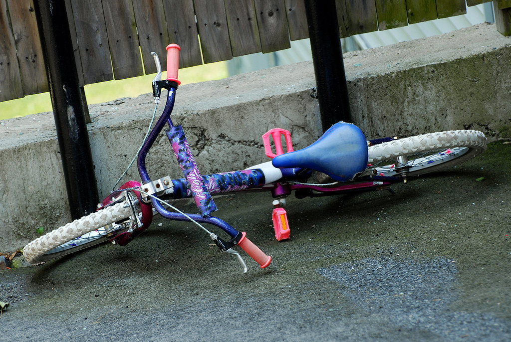 Lonesome Toys: The Bicycle