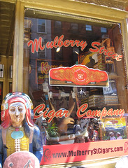 Mulberry Street Cigar Company by Harris Graber, on Flickr