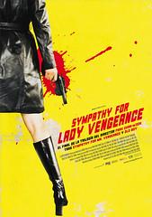 Póster y trailer de 'Sympathy for Lady Vengeance'