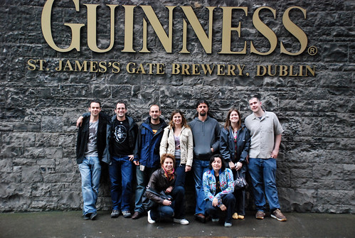 Guinness Storehouse 22