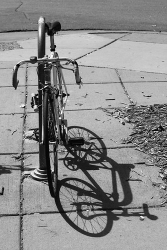 Bike Shadow 3584