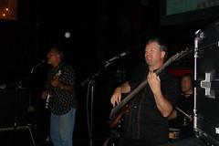 Live Band at Search Bash