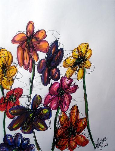 seasonal WILDflowers