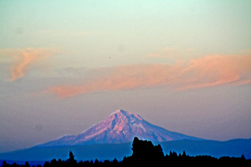 Mt. Hood - Portland, Oregon