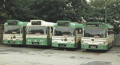 Metro 3010, 3004, 3005, and 3008 (Lady Wulfrun) Tags: leopard halifax 3004 3010 3008 3005 wypte
