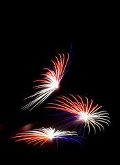 Edinburgh Festival fireworks 2007 9