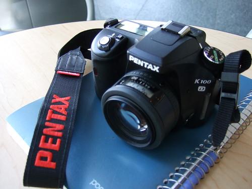 Pentax FA 50 f/1.4 test shot