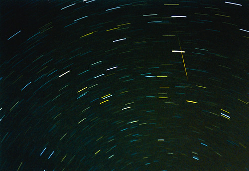 Leonids meteor shower 1833 RG Photo