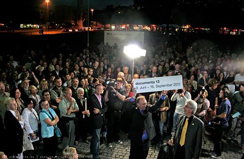 documenta 12 | 23/9/2007 last day | documenta 13 from 9/6/2007 to 16/9/2007