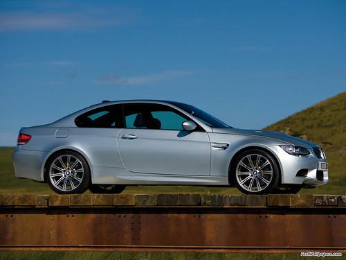 2008 BMW E92 M3 Coupe wallpaper