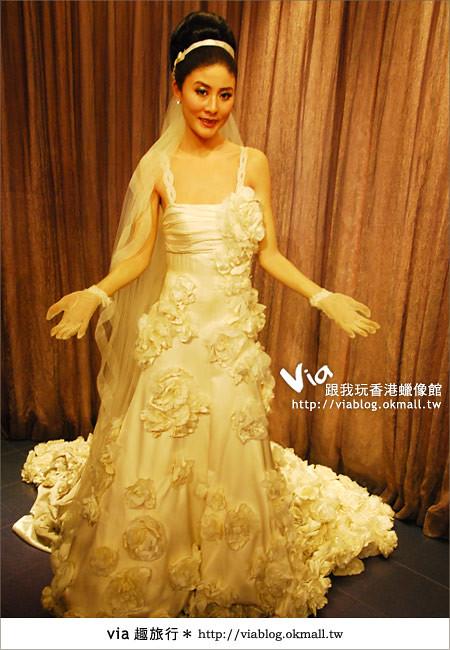 【香港自由行】香港太平山之旅~來杜莎夫人蠟像館探索吧!10