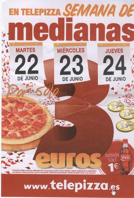 Telepizza y la publicidad