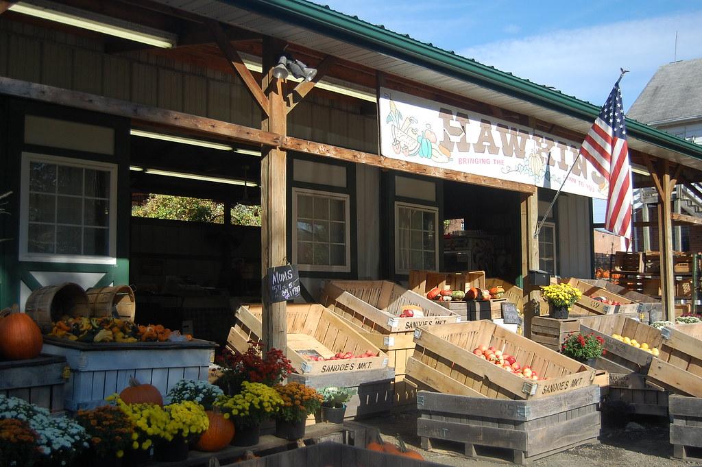 Hawkins produce, Kensington, Md.