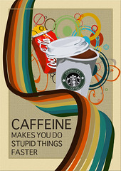 Don't Drink Poster (Enes Mimo) Tags: digital poster no drinking retro grafix enes ns1 alili