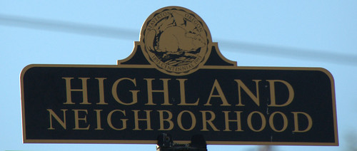 Highland Hills Neighborhood