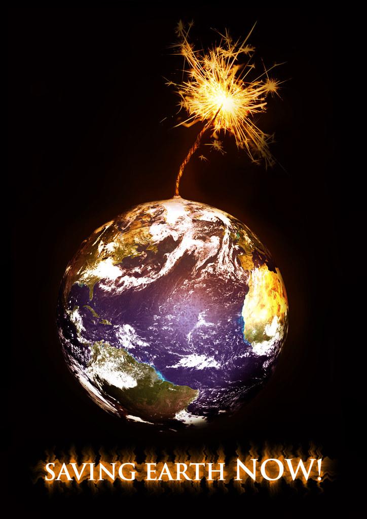 Saving Earth Now
