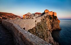Croatia - Dubrovnik: Old City Fortress (Nomadic Vision Photography) Tags: mediterranean croatia baltic citywalls balkans oldtown adriatic dalmatia travelphotography johnreid tinareid wwwnomadicvisioncom croatiansummer oldcityfortress