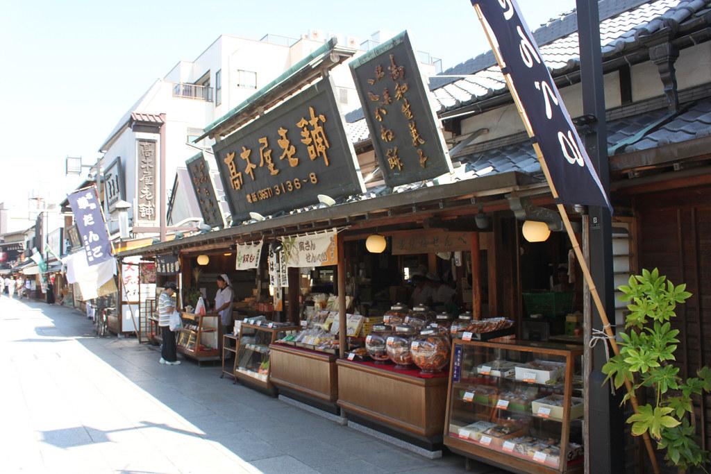 "Walking ""Shibamata"" the Town of Tora-san (5)"
