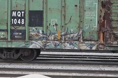 LERT (grbenching) Tags: railroad art graffiti free trains spraypaint railyard csx freights ase benching lert