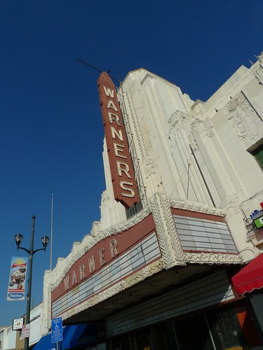 Warners theater in Huntington Park