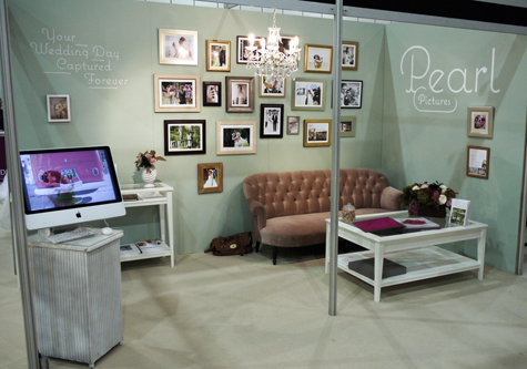Pearl Pictures' stand