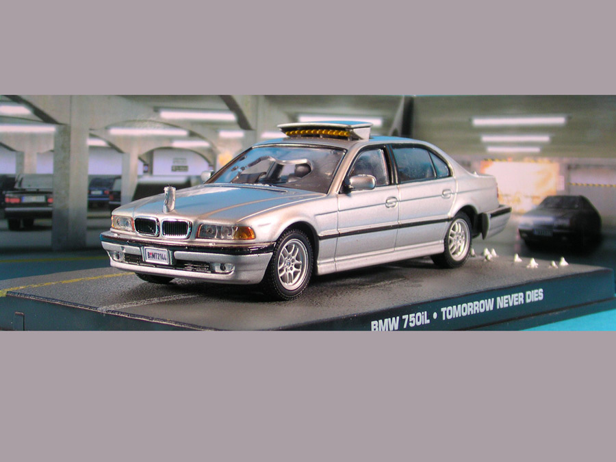 Movie Car-The Transporter BMW-Anything Available? - DX ...