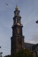 Amsterdam's Views (cinghio82) Tags: travel urban holiday netherlands amsterdam clouds landscape nuvole cloudy 2006 urbano colori paesaggio olanda nuvoloso fullchrome
