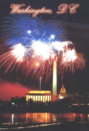 Washington D.C. - 4th of July Fireworks