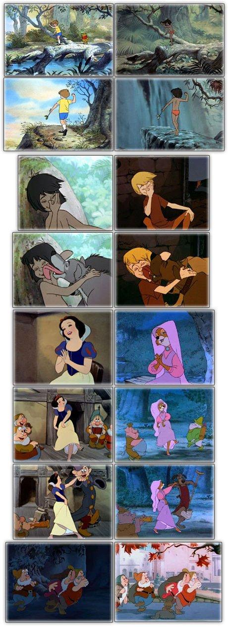 [Reuso na Disney]