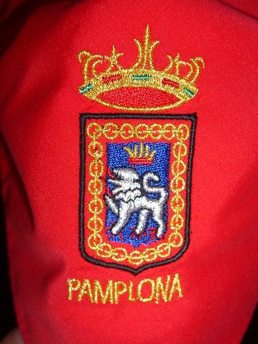 Pamplona Scarf