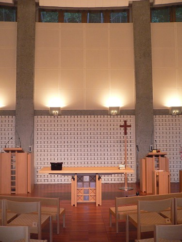 宇治教会礼拝堂