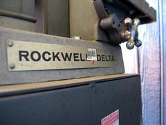 Rockwell 31-710 Belt Sander (H&M Motorworks) Tags: belt rockwell sander 31710