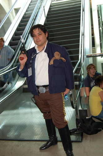 Comic Con 2007: Wookie in my pocket