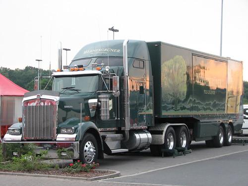 Wernesgrüner-Truck