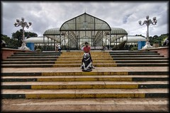 lalbagh-glasshouse - by M e d a