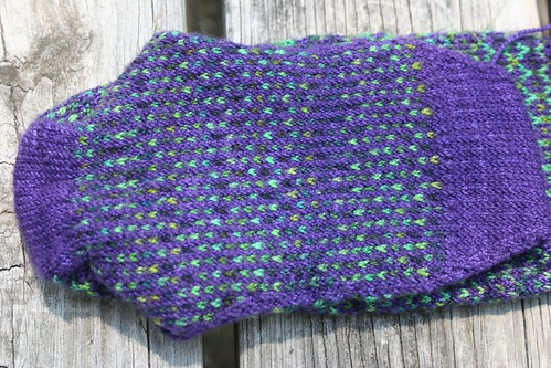 Sensational Koigu Socks