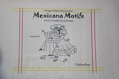 Mexicana motifs