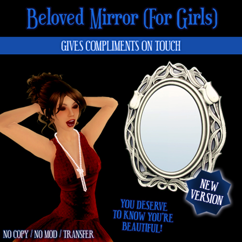 Beloved Mirror