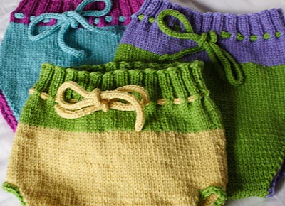 Little Turtle Knits soakers