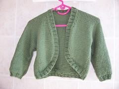 C's sweater