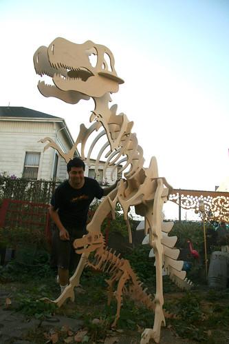 Ten Foot T-Rex