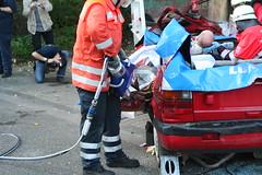 Dritte Tr (Feuerwehr Weblog) Tags: kln vu feuerwehr technische challenge hilfe thl